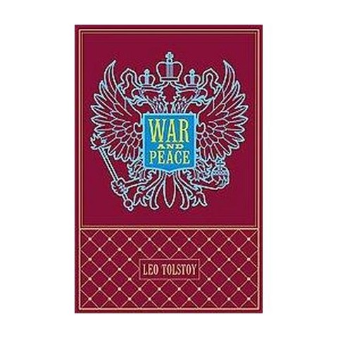 War and Peace (Reprint) (Hardcover)
