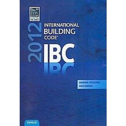 International Building Code 2012 (Mixed media product)