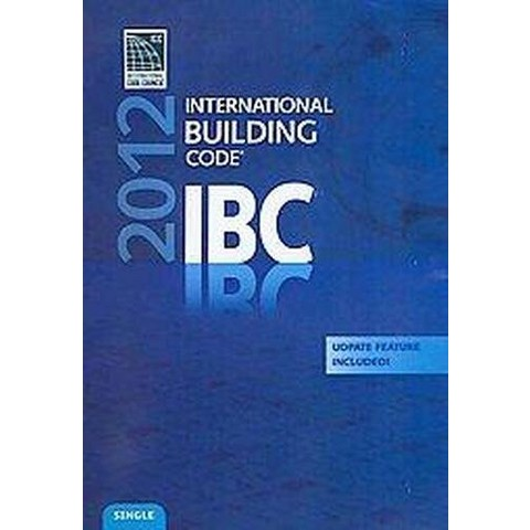 International Building Code 2012 (Mixed media product)