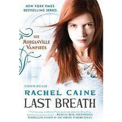 Last Breath (Hardcover)