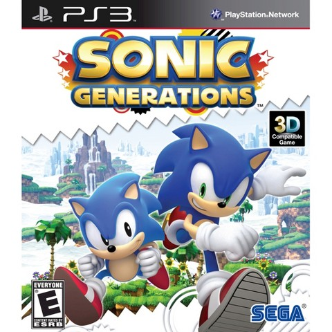 Sonic Generations (PlayStation 3)