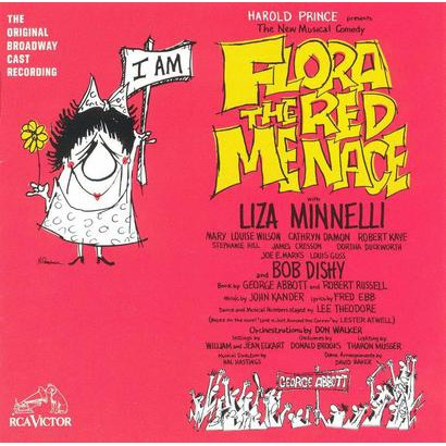 Flora, The Red Menace (Original Broadway Cast)