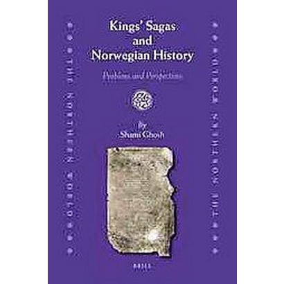 Kings' Sagas and Norwegian History (Hardcover)