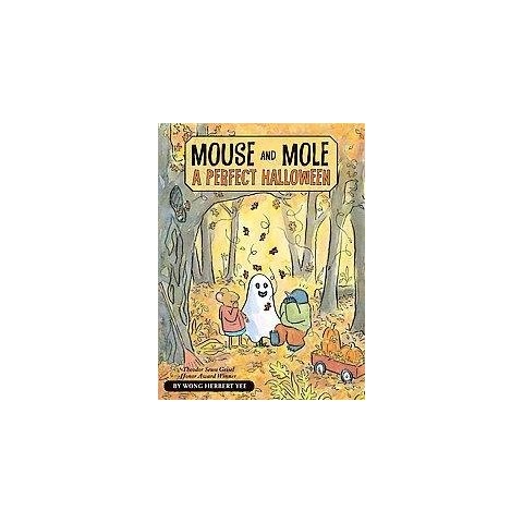 Mouse and Mole: A Perfect Halloween (Hardcover)