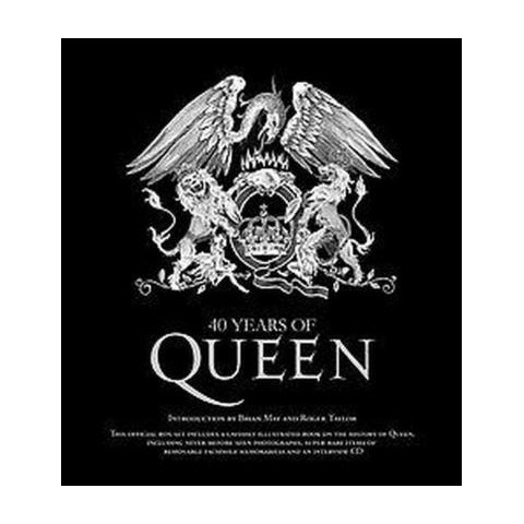 40 Years of Queen (Hardcover)