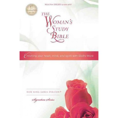 The Woman's Study Bible (Hardcover)