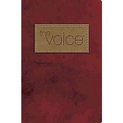 The Voice Bible (Paperback)