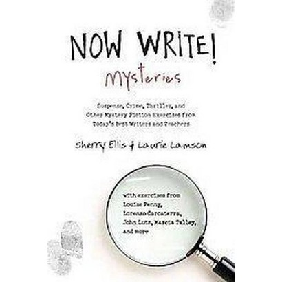 Now Write! Mysteries (Paperback)