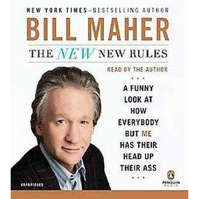 The New New Rules (Unabridged) (Compact Disc)