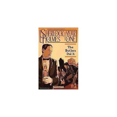 Sherlock Homes (Paperback)