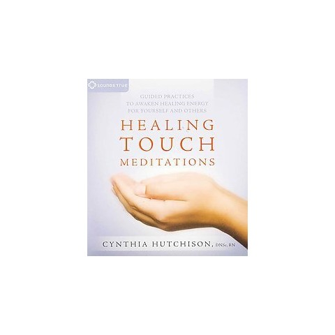 Healing Touch Meditations (Compact Disc)
