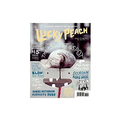 Lucky Peach (Paperback)