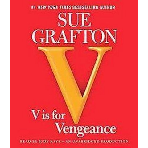 V Is for Vengeance (Unabridged) (Compact Disc)