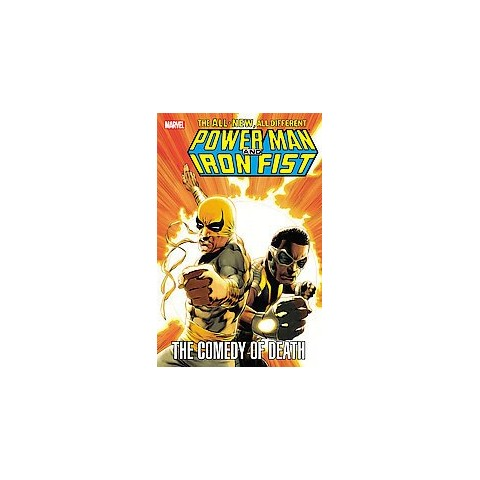 Power Man and Iron Fist (Paperback)