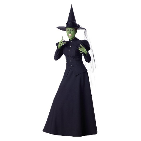Women's Wicked Witch Elite Collection Costume