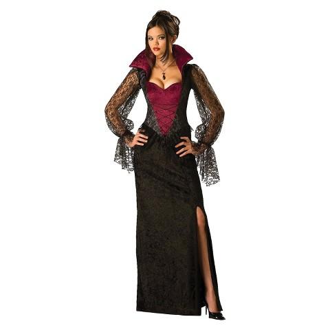 Women's Midnight Vampiress Costume