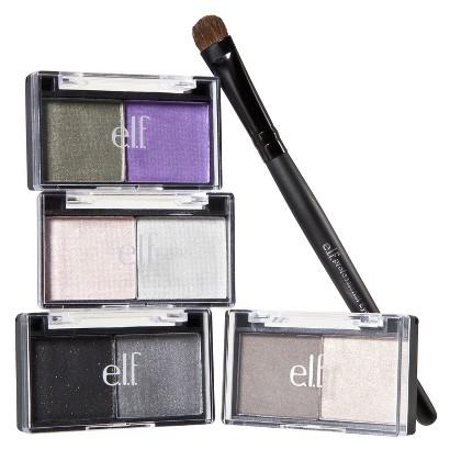 e.l.f. Eyeshadow Duo Kit - 5 pc