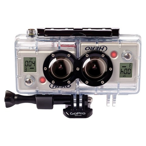 GoPro 3D HERO System Camera Accessory - Clear (ADH3D-001)