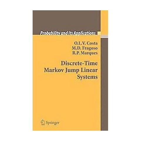 Discrete-time Markovian Jump Linear Systems (Hardcover)
