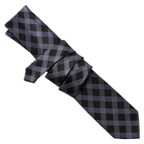 Merona® Men's Tie - Black