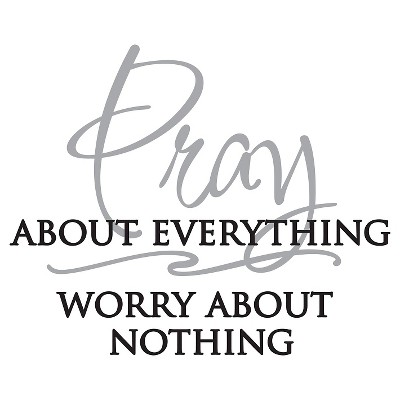 Wall Decal - Pray