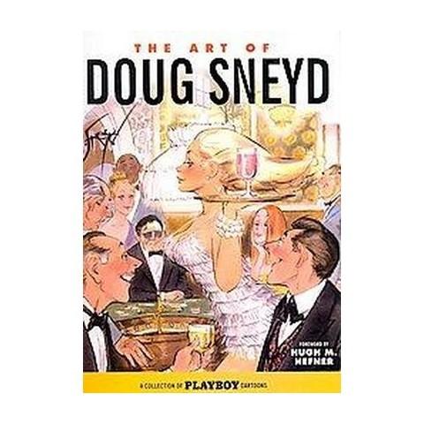 The Art of Doug Sneyd (Hardcover)