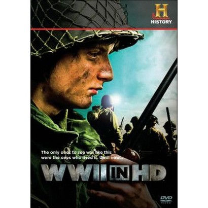 WWII in HD (Collector's Edition) (5 Discs)
