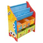 Delta Children Character Book and Toy Organizer
