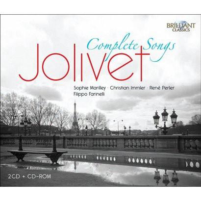 Jolivet: Complete Songs