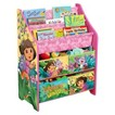Nickelodeon Book and Toy Organizer - Dora The Explorer