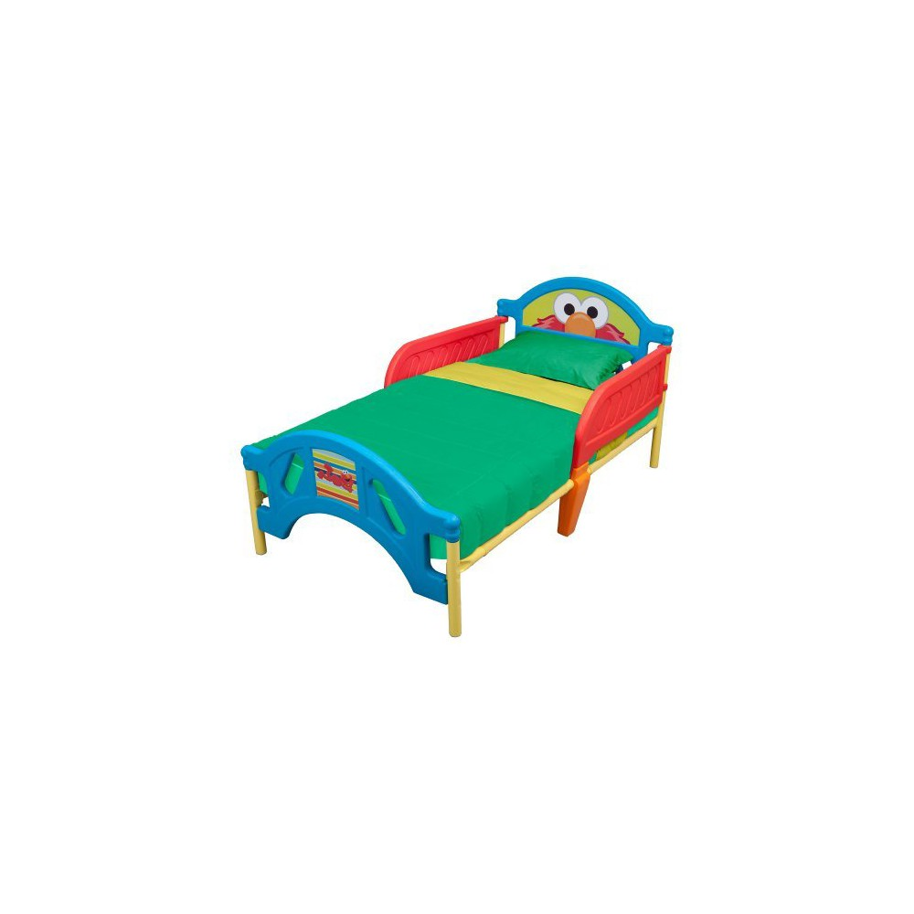 TODDLER BED DELTA CHILDREN CHARACTER TODDLER BED