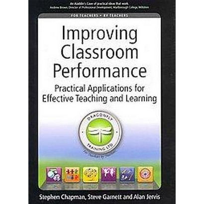 Improving Classroom Performance (Paperback)