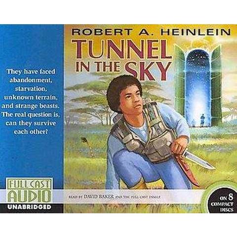 Tunnel In The Sky (Unabridged) (Compact Disc)