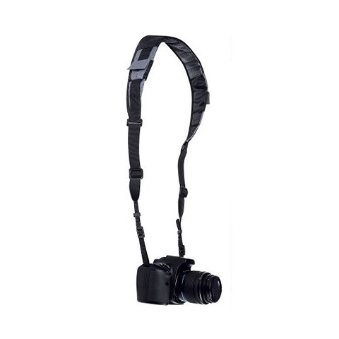 Adjustable Camera Strap with SD Card Holder