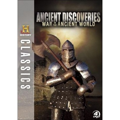 History Classics: Ancient Discoveries - War in the Ancient World (4 Discs) (Widescreen)