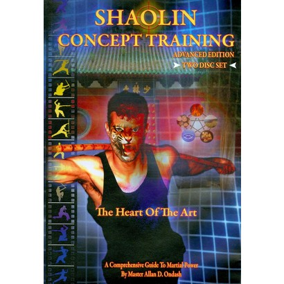 Shaolin Concept Training: Advanced Edition