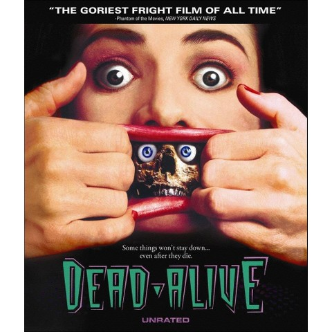 Dead Alive (Unrated) (Blu-ray) (Widescreen)
