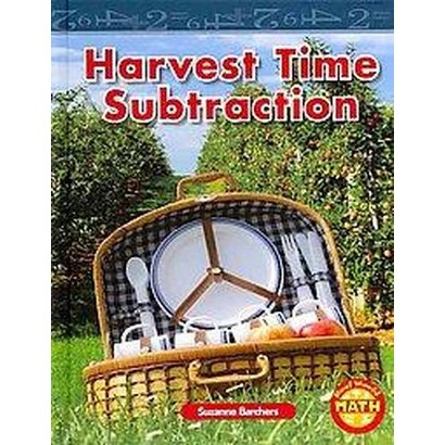 Harvest Time Subtraction (Hardcover)