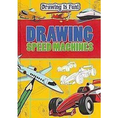 Drawing Speed Machines (Hardcover)