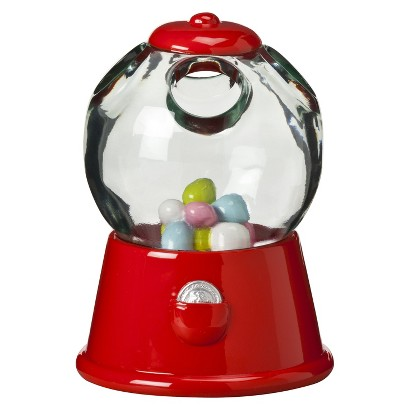 Gumball Machine Toothbrush Holder