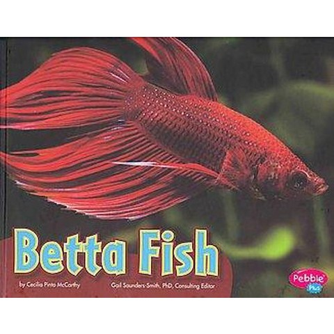 Betta Fish (Hardcover)
