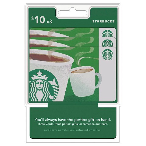 Starbucks MultiPack $30