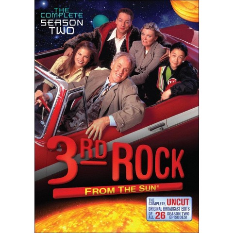 3rd Rock from the Sun: The Complete Season Two (3 Discs)
