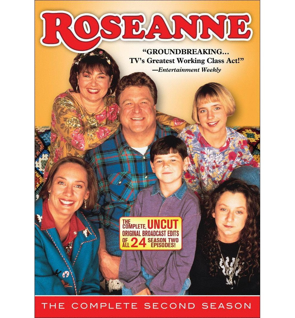 Roseanne: The Complete Second Season [3 Discs]