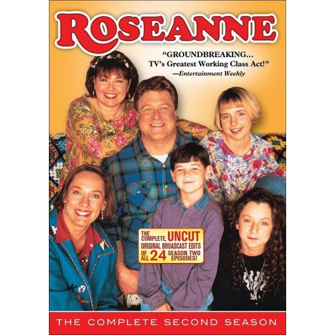 Roseanne: The Complete Second Season (3 Discs)