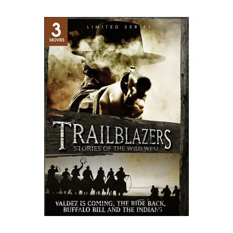Trailblazers: Valdez Is Coming/The Ride Back/Buffalo Bill and the Indians (Widescreen)