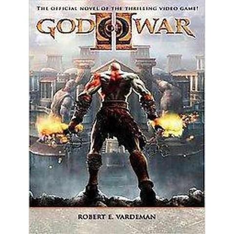 God of War 2 (Unabridged) (Compact Disc)