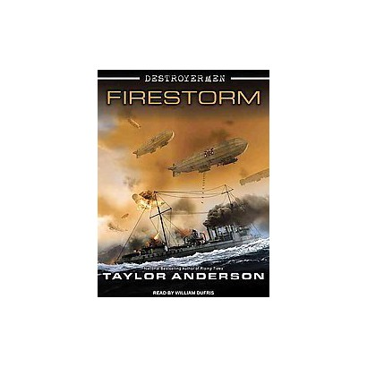 Firestorm (Unabridged) (Compact Disc)