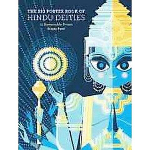 The Big Poster Book of Hindu Deities (Paperback)