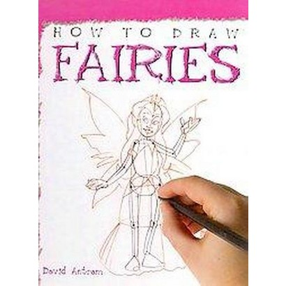 How to Draw Fairies (Hardcover)